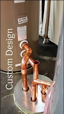 Custom Design Piping