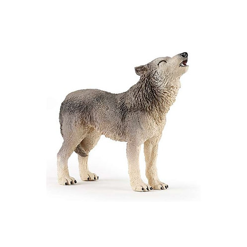 Papo 50171 - Howling Wolf