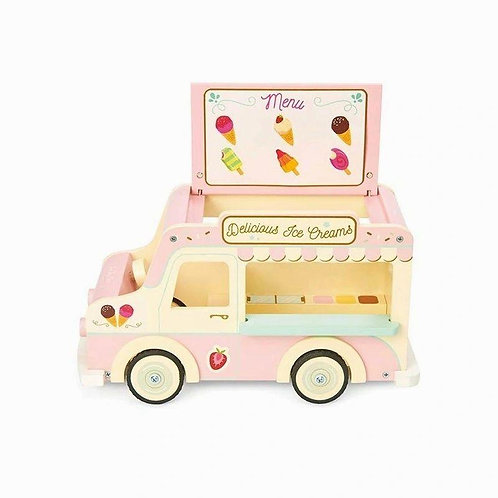 Le Toy Van Vintage Ice Cream Van