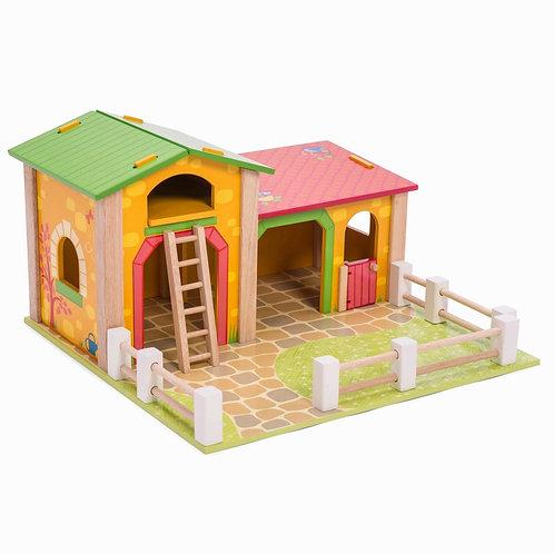 Le Toy Van Le Barnyard