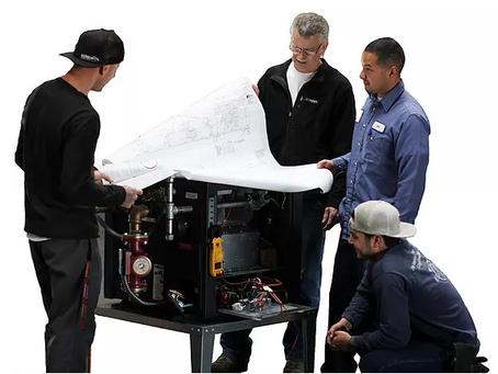 Bateman Water Heating Engineering Employment Openings