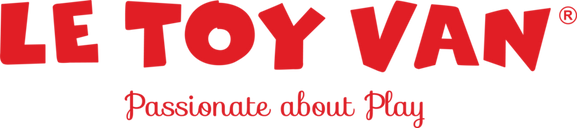 Le_Toy_Van_word_logo_Passionate_about_Pl