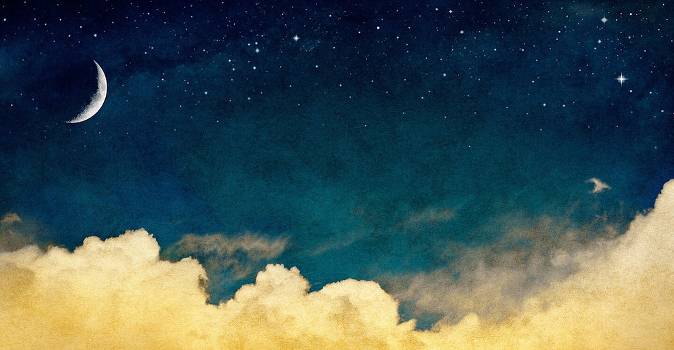 Victorian Starry Sky - Home