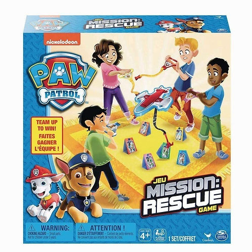 PAW Patrol - Mission Rescue Game