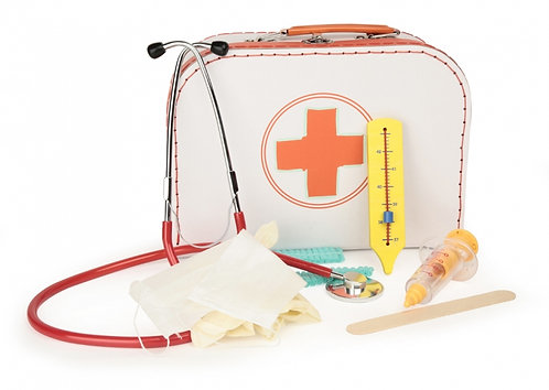 Egmont Toys Doctor's Case With Accesories