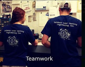 Bateman Teamwork
