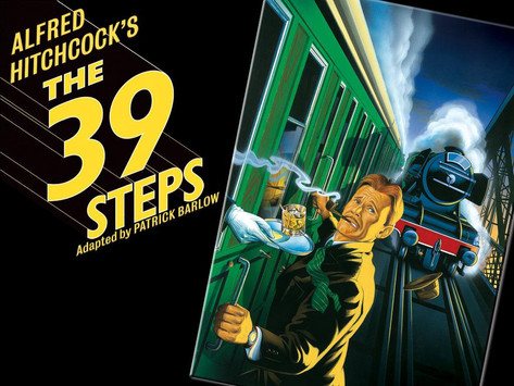Alfred Hitchock's The 39 Steps - National Tour