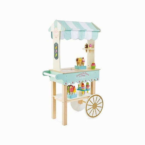 Le Toy Van Ice Cream and Treats Trolley