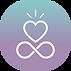 heart 2 higher-ICON-lav-green-gradient.p