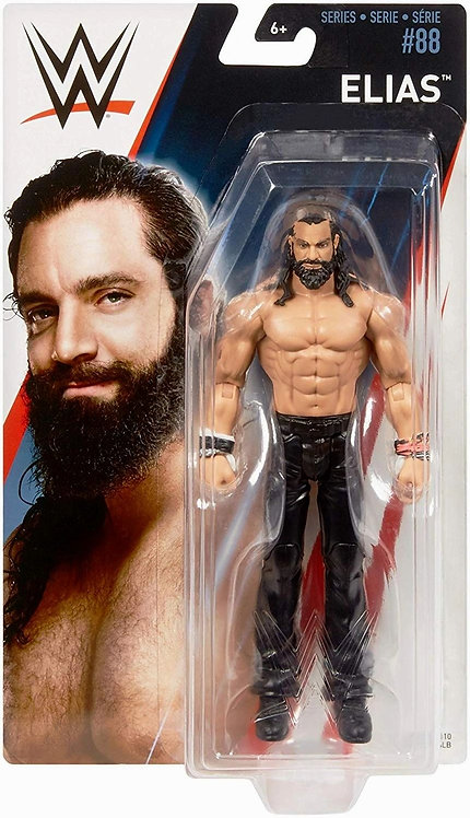 WWE Series #88 Elias Action Figure