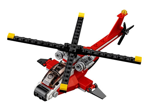 Lego 31057 - 3 In 1 Air Blazer Helicopter