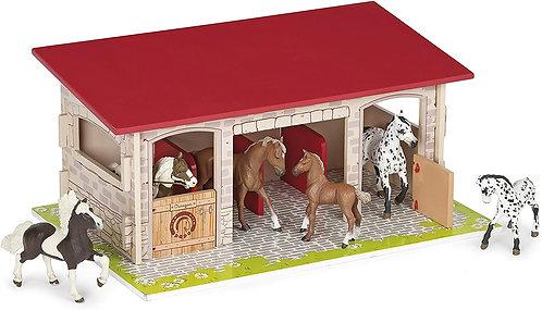 Papo Horse Boxes
