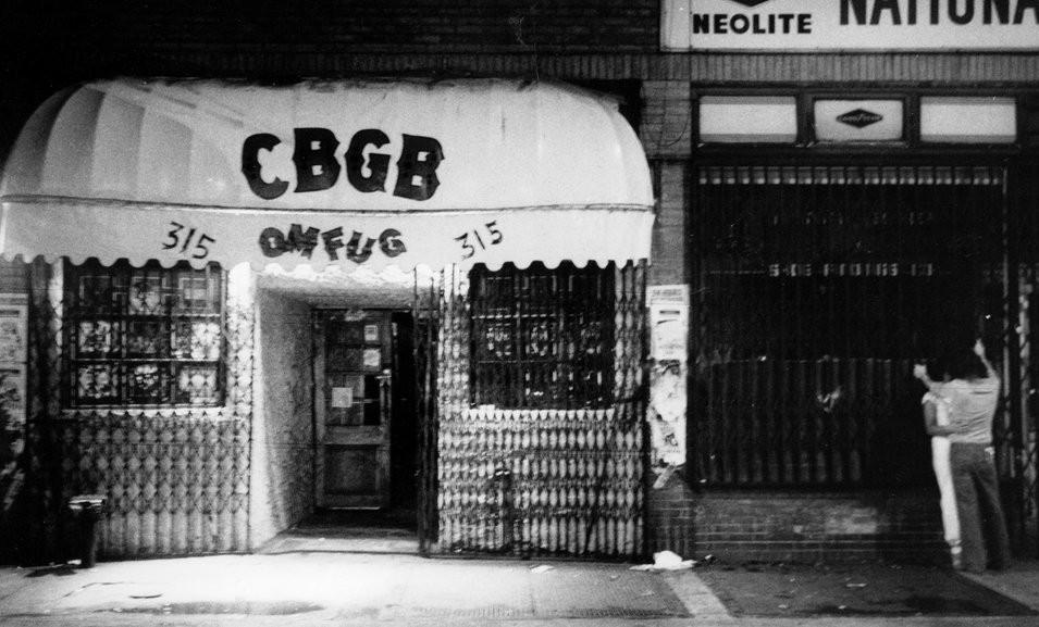 The Legendary CBGB's
