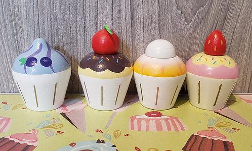 Le Toy Van Cupcake Set