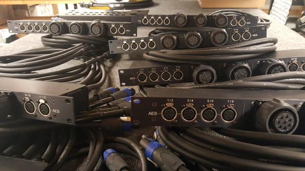 Custom CACOM Panels