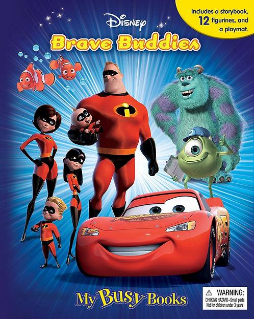 Disney Pixar Brave Buddies My Busy Books