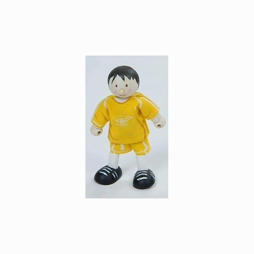 Le Toy Van Budkins Goal Keeper (Yellow)