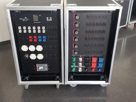 EMG MPD Distros Front & Rear