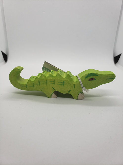 Holztiger 80175 - Crocodile Small