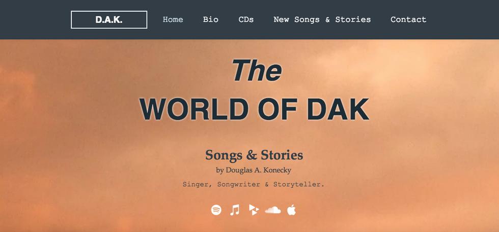 The World of DAK