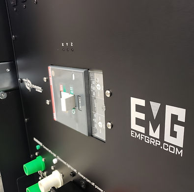 EMG Power Distribution
