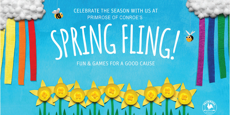 Primrose School Conroe Spring Fling