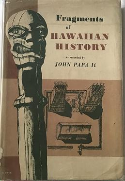 Fragments of Hawaiian History
