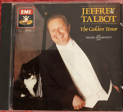 Jeffrey Talbot - The Golden Tenor
