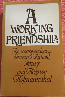 A Working Friendship:
