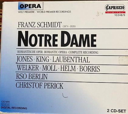 Notre Dame - Romantic Opera