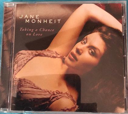 Jane Monheit Taking a Chance on Love