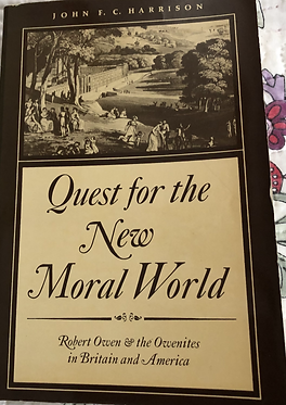 Quest for the New Moral World
