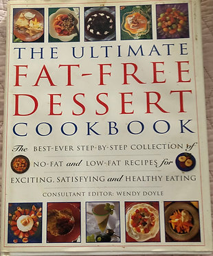the Ultimate Fat-Free Dessert Cookbook