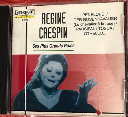 Regine Crespin - Ses Plus Grands Roles