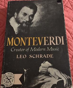 Monteverde Creator of Modern Music