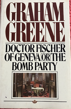 Doctor Fischer of Geneva or the bomb party
