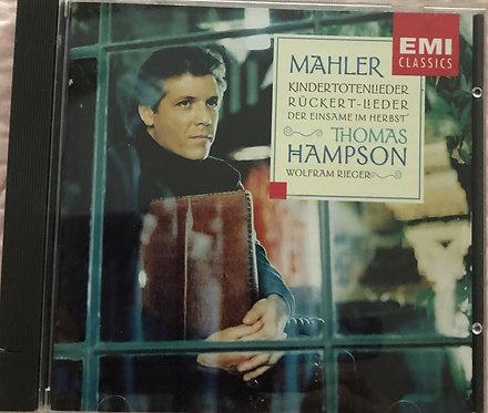 Thomas Hampson - Mahler