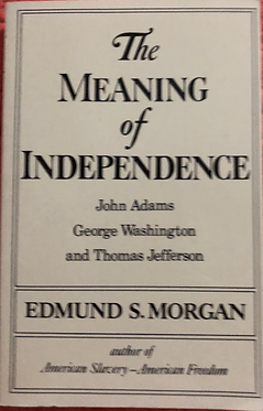 the Meaning of Independence