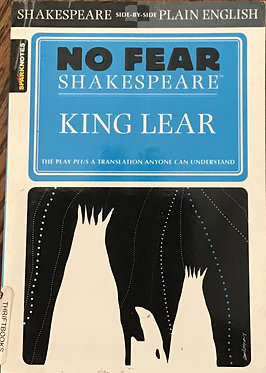 No Fear Shakespeare - King Lear