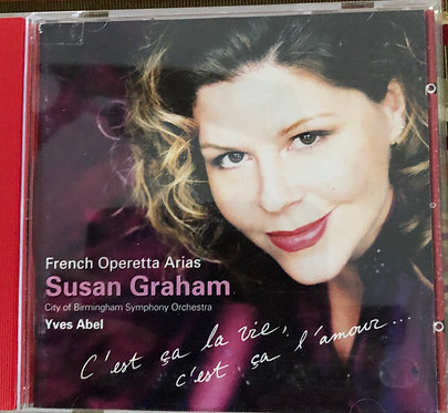 Susan Graham - French Operetta Arias