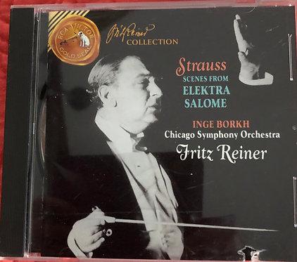 Strauss scenes fro Elektra Salome