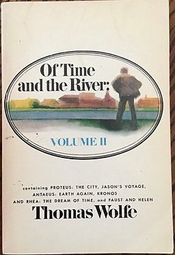 Of Time and the River - Volume II