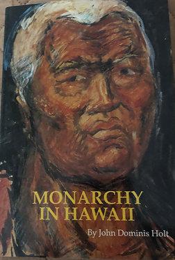 Monarchy in Hawaii