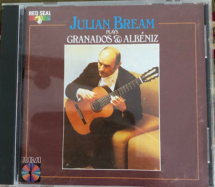 Julian Bream plays Granados & Albeniz