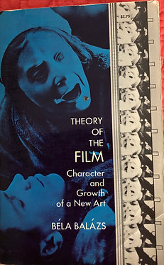 Theory of Film character and growth of a new Art