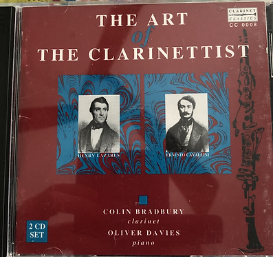 The Art of the Clarinettist