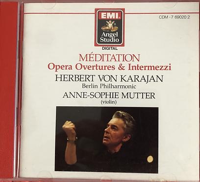 -Meditation Opera Overtures& Intermezzi