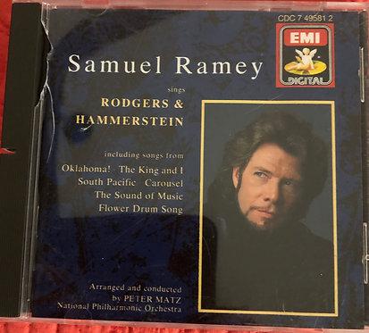 Samuel Ramey sings Rodgers& Hammerstein