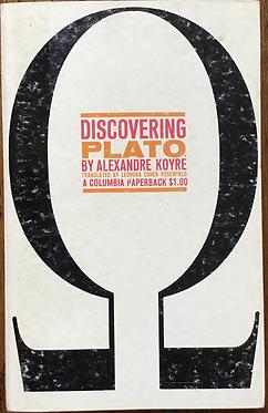 Discovering Plato