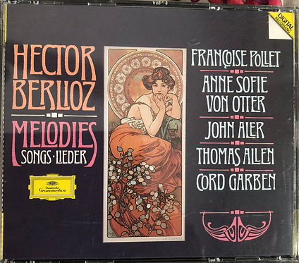 Hector Berlioz Melodies